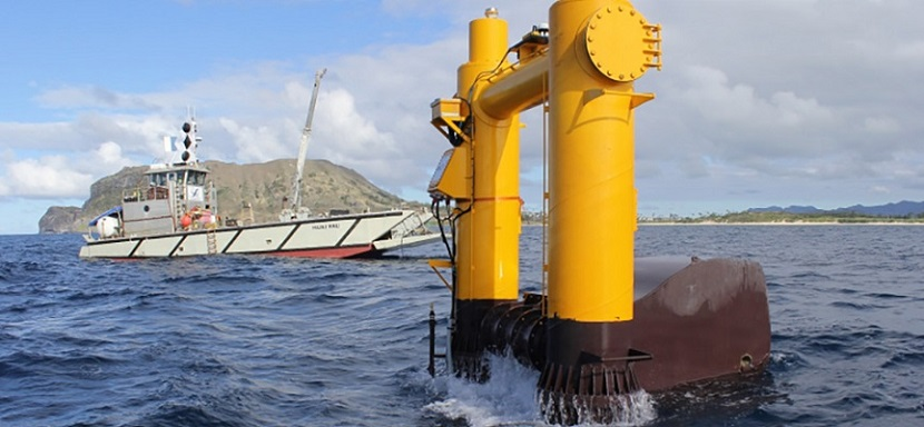 Azura Wave Launched for Hawaii Ocean Testing